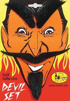 Self Adhesive Devil Set