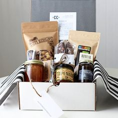 Luxury Gift Box full of artisan food from Colorado - $100