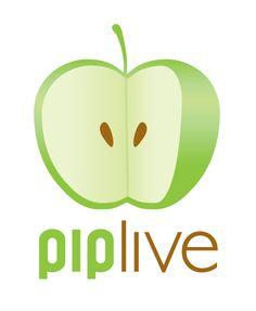 PIPLIVE - Logo Design