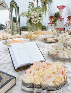 A pretty please - fancy that - tic tock - sofreh aghd collaboration! prettypleasedesign.com | xo Parisa #persianwedding