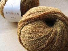 rowan alpaca skeins of wool...