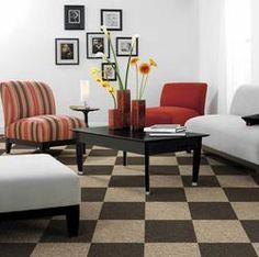 49 best Carpet Tile Flooring images on Pinterest | Tile floor, Tile ...