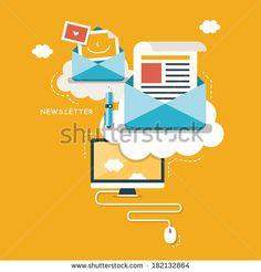 Flat Design Vecteurs de stock et clip-Art vectoriel   Shutterstock