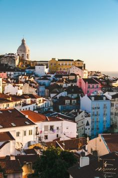 Easily one of our favorite destinations in Europe, there's SO much to see and do in Lisbon, Portugal. We had an absolute heyday eating, sightseeing and exploring the city during our visit. Be…