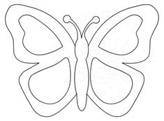 Butterfly Quilt, Butterfly Drawing, Butterfly Template, Butterfly Crafts, Flower Template, Flower Crafts, Paper Flower Patterns, Paper Flowers Craft, Fabric Flowers