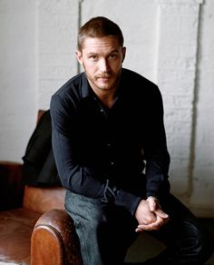 tom hardy  You are so beautiful :)