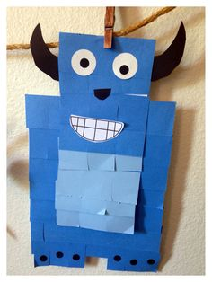 Monster party craft