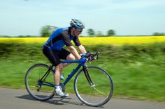 What Training for a 100 Mile Bike Ride Taught Me About Setting Goals - Tom Eggebrecht