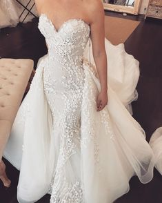 In 1 Sweetheart Mermaid Wedding Dress with Detachable Train Buy 2 In 1 Sweetheart Mermaid Wedding Dress with Detachable Train – .ukBuy 2 In 1 Sweetheart Mermaid Wedding Dress with Detachable Train – . Lace Bridal, Lace Mermaid Wedding Dress, Mermaid Dresses, Sweetheart Wedding Dress, Dress Lace, Dresses Dresses, Beaded Dresses, Corset Dresses, Dresses 2016