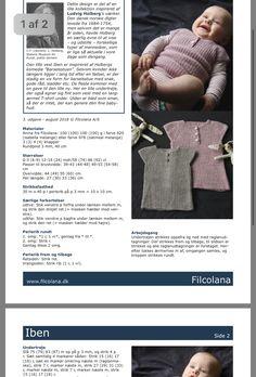 Knitting For Kids, Baby Knitting Patterns, Crochet Baby, Knit Crochet, Minis, Baby Vest, Drops Design, Diy Baby, Baby Knits
