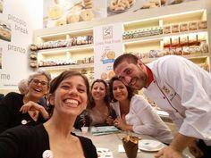Cucinaresuperfacile.com parla di noi all'interno del suo Blog, in seguito alla visita del nostro stand in occasione di #Cibus2016. #senzaglutine #glutenfree