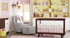 Babyletto Hudson Convertible Crib and Dresser/Changer, available at Target