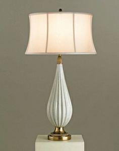 """$374 - 34"""" tall - LightingDesignExperts.com   1 Light Francois Table Lamp"""