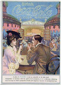 1906 Coca Cola vintage advert