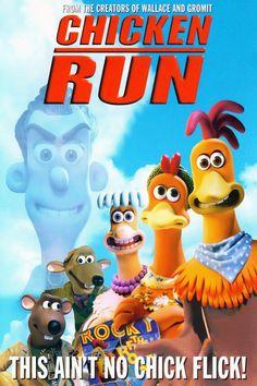 Maratones Diferidos: CHICKEN RUN: EVASIÓN EN LA GRANJA - Chicken Run (2000)
