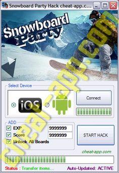 Snowboard Party Hack Tool Unlimited EXP Telecharger Gratuit  Download: http://cheat-app.com/snowboard-party-hack-tool-unlimited-exp/  Download: http://cheat-app.com/snowboard-party-hack-tool-unlimited-exp/