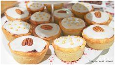 Timpin keittiössä: Joulukalenteri 2015 luukku 9: Luumumazariinit Cheesecake, Desserts, Food, Tailgate Desserts, Deserts, Cheesecakes, Essen, Postres, Meals