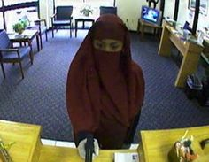 Hijab Thug Wild In The Streets, Stuck Up, Bank Robber, Rick Ross, Pop Culture, Crime, Photo And Video, Ban Islam, Crescents
