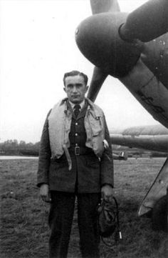 Josef František DFM & Bar (7 October 1914 – 8 October 1940) was a Czech fighter pilot and World War II flying ace who flew for the air forces of Czechoslovakia, Poland and the United Kingdom. He is famous as being one of the highest scoring Allied aces in the Battle of Britain.