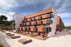 Residential Center Cugat Natura / JF Arquitectes