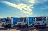Iveco entrega las 10 primeras unidades del Eurocargo Euro 6 a Aquaservice