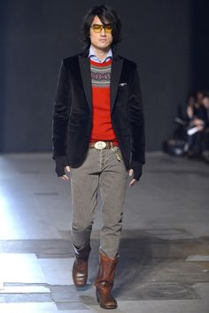 Michael Bastian Fall 2013 Menswear Collection Slideshow on Style.com