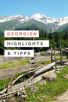 Georgia vacation: my tips & highlights for a fascinating tour - I& still super flashed from our Georgia trip. Because the small inconspicuous country – som - Georgia Country, Reisen In Europa, Road Trip Hacks, Asia, Romantic Travel, Family Travel, Travel Inspiration, Travel Tips, Places To Go