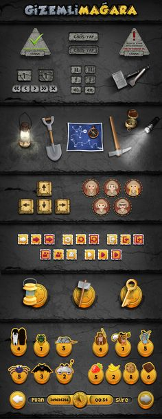 214 Best Game images in 2013   Game design, Game ui, Game