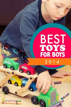 Best Toys for Boys: Melissa & Doug Car Carrier #TargetToys #CBias #Shop