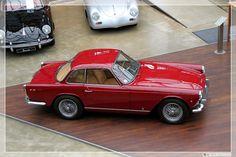 1959 Triumph Italia 2000 — design that forecast the TR4
