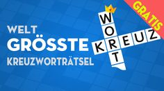 Kreuzworträtsel zum ausdrucken. Kreuzworträtsel deutsch kostenlos leicht - https://www.youtube.com/watch?v=qvvTONrvRs0