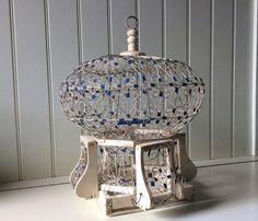 Antique Tunisian Birdcage/Victorian