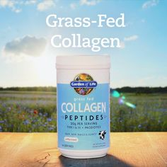 We believe in a nature-first approach. To beauty. To life. Thats why our collagens are grass-fed non-GMO and gluten-free. Health Tips, Health And Wellness, Health And Beauty, Health Fitness, Garden Of Life Vitamins, Reading Food Labels, Eating Organic, Keto Diet For Beginners, Hair Health