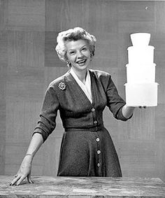 Brownie Wise- The very first Tupperware Lady! Our inspiration!!  http://www.designsponge.com/2013/03/art-in-the-everyday-tupperware.html