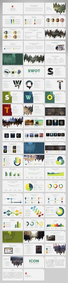 Five Stars | Powerpoint Bundle by Zacomic Studios on @creativemarket