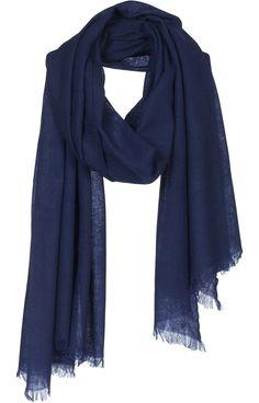 echarpe en laine de couleur