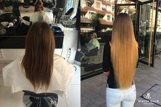 WhiteHair Hajshop | Hajhosszabbítás nálunk vásárolt póthajból Hair Shop, White Hair, Extensions, Long Hair Styles, Beauty, Color, Beleza, Long Hair Hairdos, Sew In Hairstyles