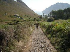 camino de santiago Camino del Norte by FreeCat, via Flickr