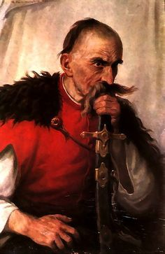 Tatarian warrior