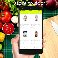 The FRESH n EASY Android App is now live on Google Play Store. Grocery Shopping at your fingertips!