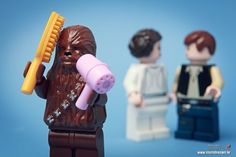LEGO - nice hair