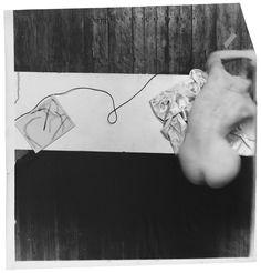 "lugubriousgame: "" Francesca Woodman (1958-1981) """