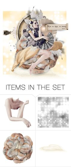 """""""We Think, We Become"""" by fm3happy ❤ liked on Polyvore featuring art"""