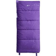 MEC Little Dipper Sleeping Bag +5C (Kids') - Mountain Equipment Co-op