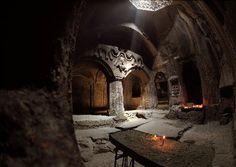 Cathédrale d'Etchmiadzine, Ejmiatsin, Armenia. 4th century Armenian Church. I must go here with my Armenian boyfriend, Deran!