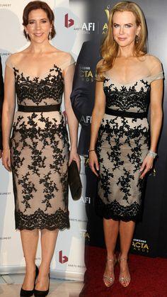 Collette Dinnigan dress