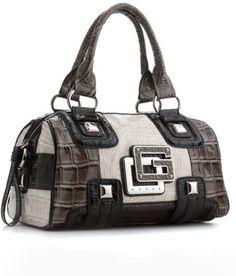 ShopStyle: GUESS Handbag, Skylar Box Bag MK discount store