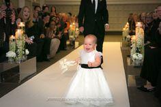 #weddings #wchicago #kids #flowergirl