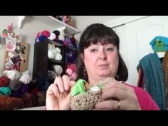 VIDEO:  Posh Pooch Designs Dog Clothes: Clip-On Poo Bag Keeper Crochet Pattern