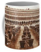 Cafe Florian.Venice Coffee Mug  #MarinaUsmanskayaFineArtPhotography, Venice, San Marco,Art Prints,Art for home, Fine Art Prints, Mug